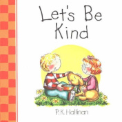 Let's be Kind [Board book]