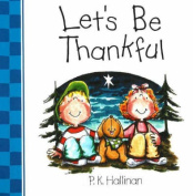 Let's be Thankful [Board book]