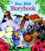 Busy Bible Storybook [Board book]