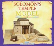 Solomon's Temple Model [With Cardboard Scale Model]