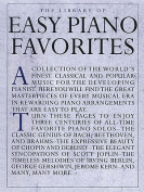 The Library of Easy Piano Favorites