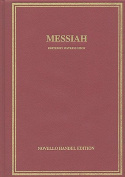 Messiah: Vocal Score Hardcover