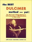 The Best Dulcimer Method Yet