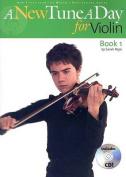 A New Tune A Day Book Violin