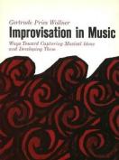Improvisation in Music