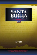 NVI Santa Biblia Letra Gigante Con Indice = Giant Print Bible-Nu [Large Print] [Spanish]