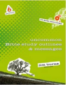 Uncommon Bible Study Outlines & Messages [With CDROM]