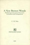 A New Bretton Woods