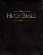 Bible Kjv Keystone Giant Print Blk Die Cut