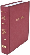 Compact Wide Margin Bible-KJV
