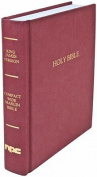 Compact Wide Margin Bible-KJV