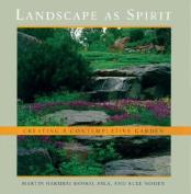 Landscape as Spirit