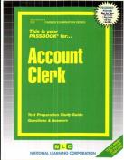Account Clerk/Ces/C-2