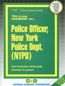 Police Officer, New York Police Dept. (NYPD)