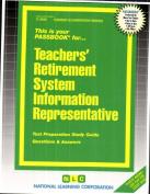 Teachers' Retirement System Information Representative