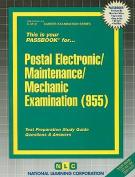 Postal Electronic/Maintenance/Mechanic Examination (955)