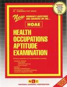 Health Occupations Aptitude Examination