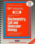 Biochemistry, Cell and Molecular Biology : Graduate Record Examination