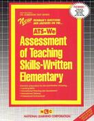 Assessment of Teaching Skills-Written