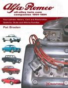 Alfa Romeo All-Alloy Twin CAM Companion, 1954-1994