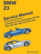 BMW Z3 Service Manual 1996-2002