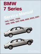 BMW 7 Series (E38) Service Manual