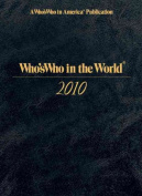 Who's Who in the World
