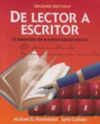 De Lector a Escritor
