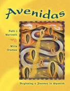 Avenidas-Text Audio CD Pkg