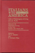 Italians to America, October 1901-March 1902