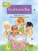 God Loves You [Board Book]