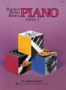 Bastien Piano Basics:  Level 1