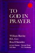 To God in Prayer