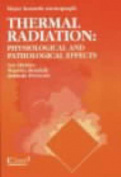 Thermal Radiation 2
