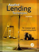 Applied Lending Techniques