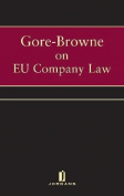 Gore Browne on EU Company Law