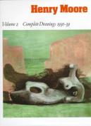 Henry Moore Complete Drawings 191686