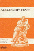 Alexander's Feast, Or, the Power of Musick