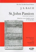 St. John Passion: Vocal Score