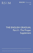 The English Gradual Supplement