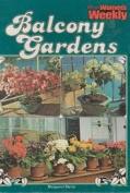 The Australian Women's Weekly Balcony Gardens