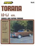 Holden Torana Lc-LJ Six Cylinder (1969-74)