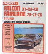 Falcon Xy-Xa-Xb-Fairlane Zd-Zf-Zg