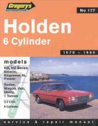 Holden Hx-Hz 6cyl (1976-80)