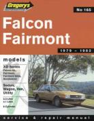 Falcon / Fairmont Xd 6 Cylinder (1979-1982)