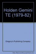 Holden Gemini TE (1979-82)