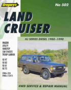 Toyota Land Cruiser Hj Diesel