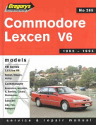 Holden Commodore VR/Toyota Lexcen VR