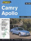 Toyota Camry Sdv10/Holden Apollo Jm, Jp (1993-96)