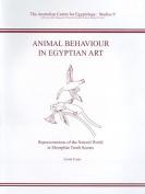 Animal Behaviour in Egyptian Art